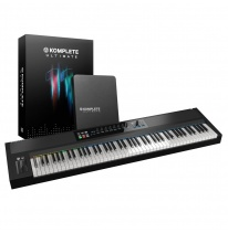 Native Instruments Komplete Kontrol S88 + Komplete 11 Ultimate