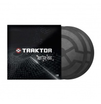 Native Instruments Traktor Butter Rug Slipmats (2 st.)
