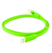 Oyaide NEO d+ USB Class B USB 2.0 Cable 1m