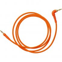 AIAIAI TMA-2 Straight Cable 1.2m (C12) (Woven Orange Neon)