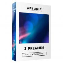 Arturia 3 Preamps