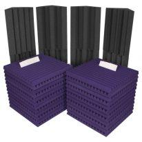 Auralex Acoustics Roominators Project 2 (Purple)
