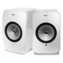 KEF LSX (Pair, White)