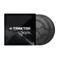 Native Instruments Traktor Butter Rug Slipmats