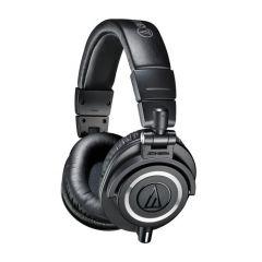 Audio Technica ATH-M50x Hörlurar (Svart)