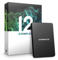 Native Instruments Komplete 12 EDU (5 Licence Keys)