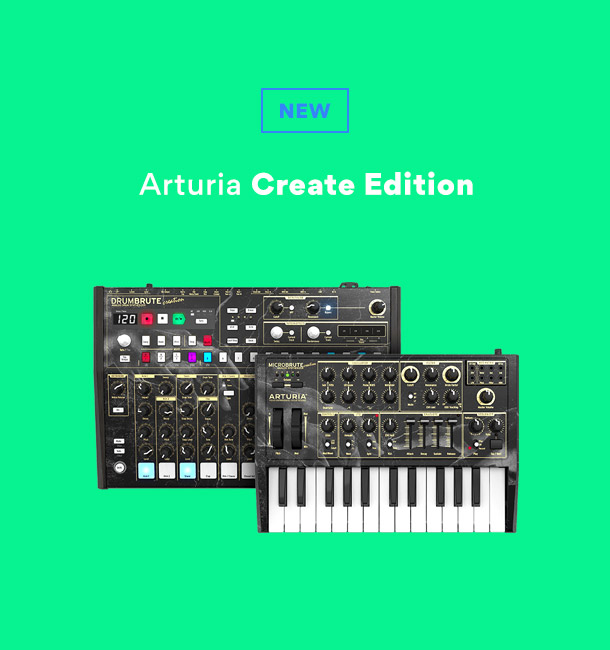 Arturia Creation Edition